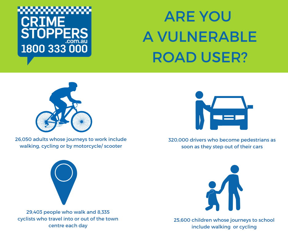 Are you a vulnerable road user?