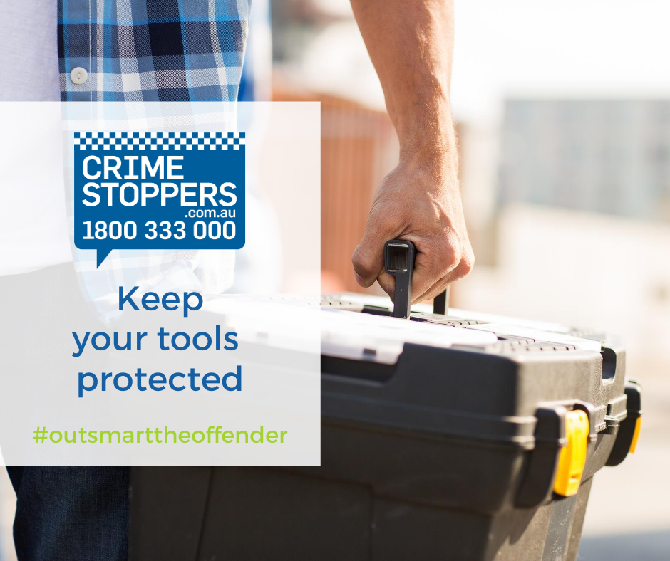 Outsmart the Offender – keep your tools protected