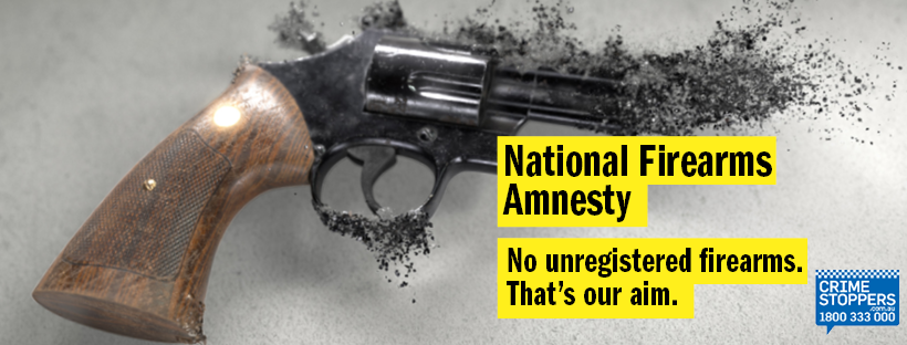 Gel blasters and replica guns surrendered for National Firearms Amnesty