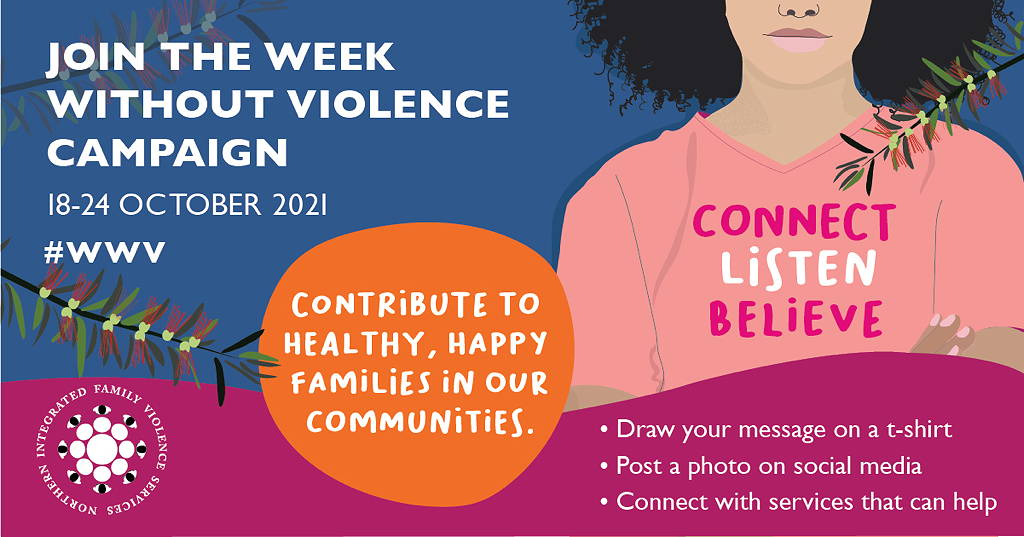 The Week Without Violence 2021
